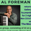 Al Foreman and The Modulations image