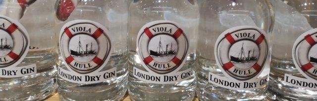 Viola London Dry Gin Launch at 1884 Wine & Tapas