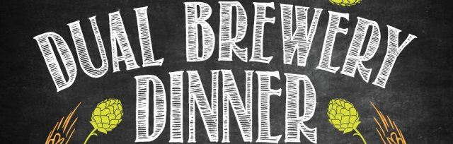 Dual Brewery Dinner with Crux and Sunriver Brewing