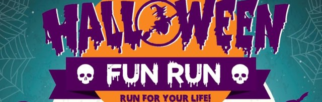 Halloween Fun Run : Dulwich Hamlet Junior School PTA Fundraiser