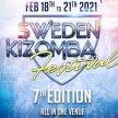 SWEDEN KIZOMBA FESTIVAL 2021 - 7th Edition image