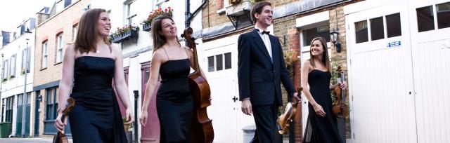 Sunday Concert: Alauda Quartet