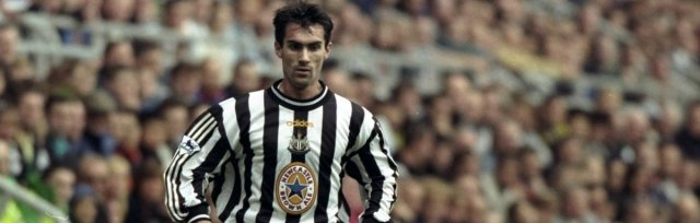 An Evening With Keith Gillespie former Manchester United & Newcastle United winger
