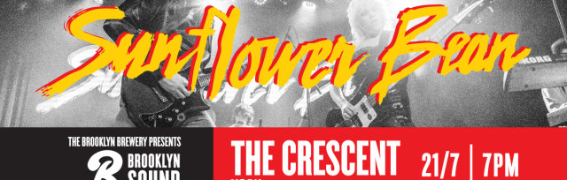Brooklyn Sound : Sunflower Bean @ The Crescent (York)