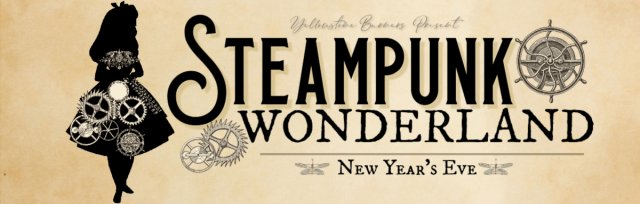 Steampunk Wonderland, New Year's Eve