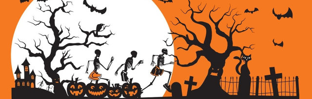 Halloween Fun Run @ Castle Eden