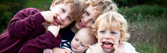 Mini Autumn Family Photo Sessions