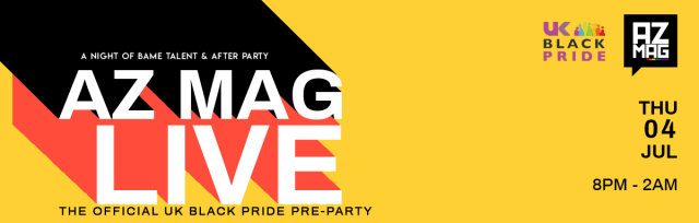 AZ Mag Live - The Official UKBP Pre-Party