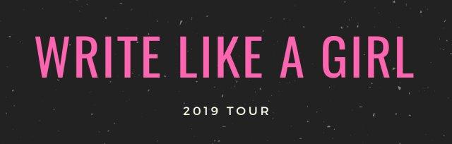 Write Like A Girl tour – London