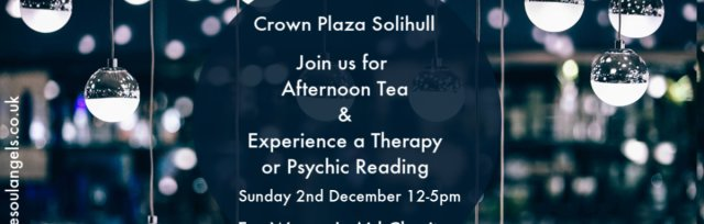 Christmas Psychic, Holistic & Ethical Show - Afternoon Tea