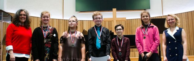 British Flute Society Competitions