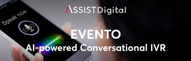 Evento AI-powered Conversational IVR