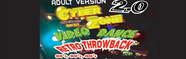 NIAGARA FALLS CYBERZONE 2.0 THROWBACK DANCE