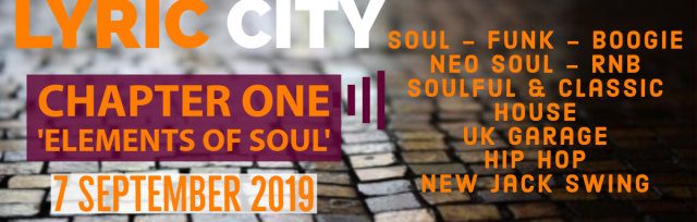 LYRIC CITY Chapter One 'Elements of Soul'