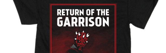 Return of the Garrison Limited Edition T-Shirt