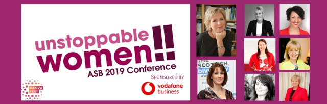 ASB Unstoppable Women Conference 2019 - Find Your Voice