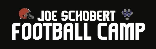Joe Schobert Football Camp 2019