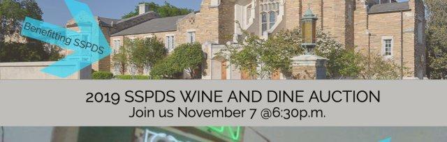 13th Annual St. Stephen Presbyterian Day School Wine & Dine Auction