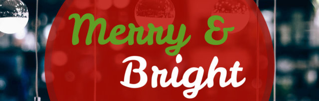 Merry + Bright, A Holiday Dinner Event