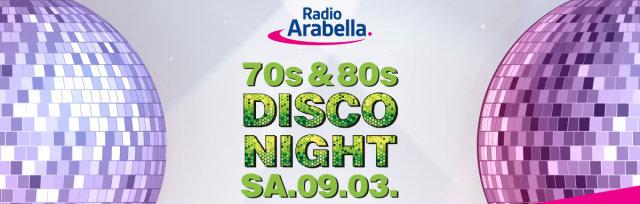 Radio Arabella Disco Night SA.09.03.2019