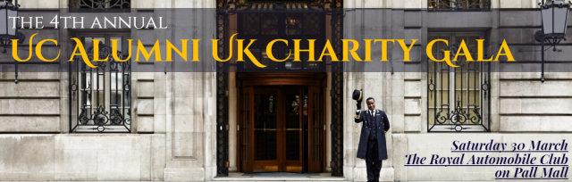 UC Alumni UK Charity Gala 2019