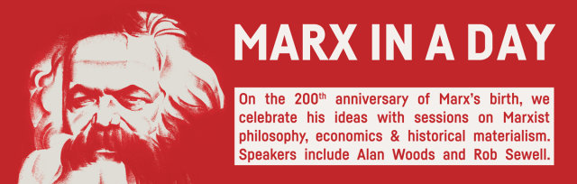 Marx in a Day - #Marx200