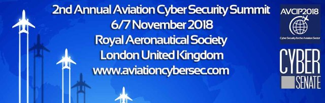 2nd Annual Aviation Cyber Security Summit