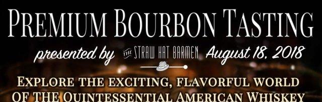 Premium Bourbon Tasting