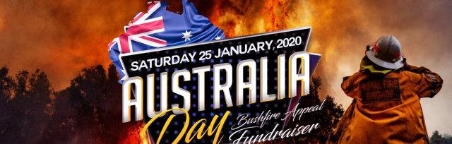 Australia Day - Bushfire Fundraiser