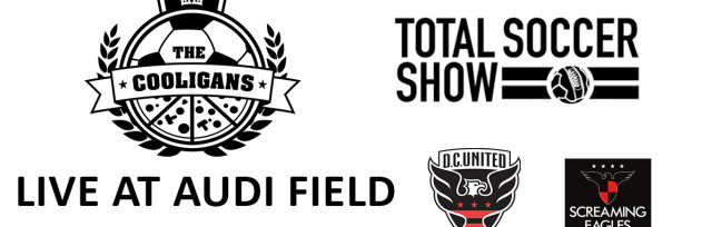 The Cooligans & Total Soccer Show Live at Audi Field