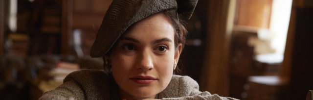 The Guernsey Literary and Potato Peel Pie Society (Cert 12A)
