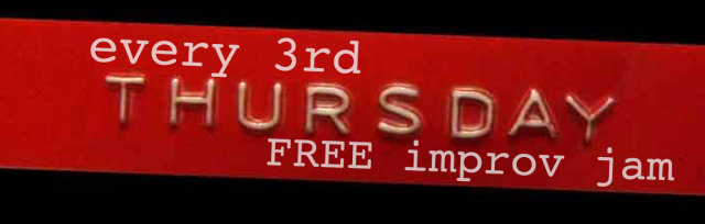 02.20.20 7:30PM FREE IMPROV JAM