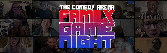Virtual Family Game Night - You Pick the Date and Time