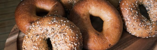 Artisan Bagels from Scratch with Crackling Crust Microbakery