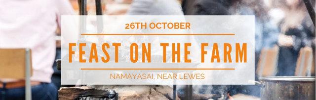 Feast on the Farm (Lewes OctoberFeast)