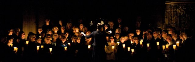 A Candlelit Midwinter Concert by The Voice Project Choir - Nocturne