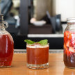 Spring Shrubs: Cocktails & Non-Alcoholic Cocktails image