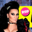 Pop Curious? presents 'DRAGONNA' (with Michelle Visage) @ The Green Door Store, Brighton (Sun 26th Aug 2018) image