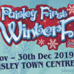 Winterfest Paisley Ice Skating image