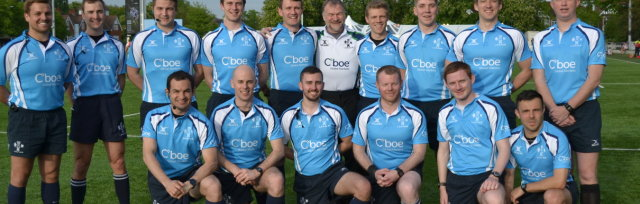LSRFUR Take Up the Whistle Course (Grasshoppers RFC) - over 2 Nights