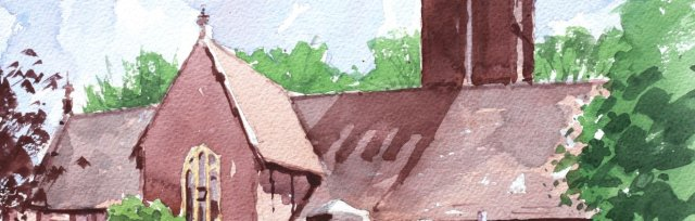 Intensive Watercolour Plein Air weekend with Kevin Scully and Isabel Carmona [Ref: # 448]