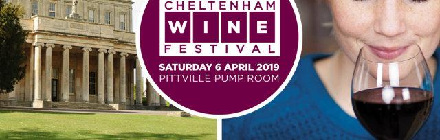 CHELTENHAM WINE FESTIVAL 2019