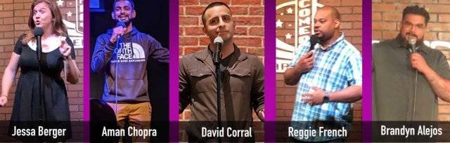 12.20.19 9:30PM 1 Mic Stand (Stand-up Comedy)