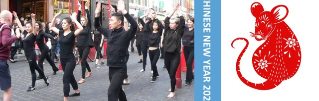 Chinese New Year Flash Dance Workshop