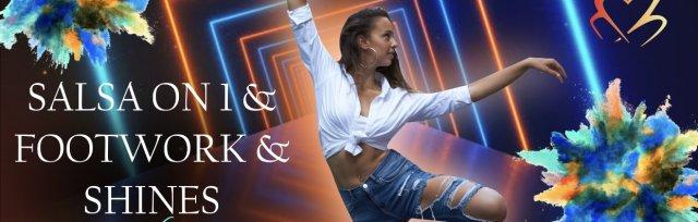 Salsa Online class with Viviana