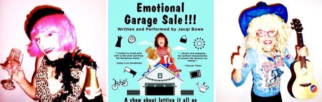 Emotional Garage Sale