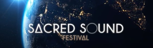 SACRED SOUND FESTIVAL // SATURDAY 23rd & SUNDAY 24th May 2020 //