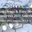 16th Orphan Drugs & Rare Diseases Global Congress 2021 Americas - East Coast, Boston USA image
