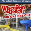 Wisconsin Dells (One day trip only $69) image