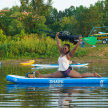 SUP Yoga, Simpson Lake Aug 22 image